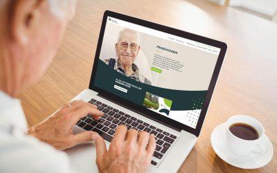 Haus Felicitas mit neuer Internetseite