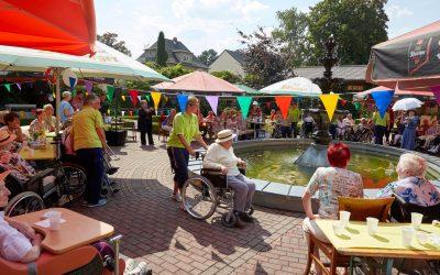 Haus Felicitas feiert Sommerfest