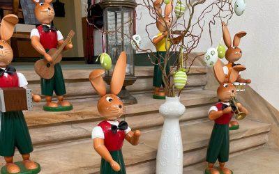 Ostern steht vor der Tür